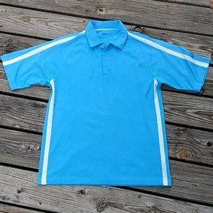NIKE Fit-Dry Golf Polo Size M EUC